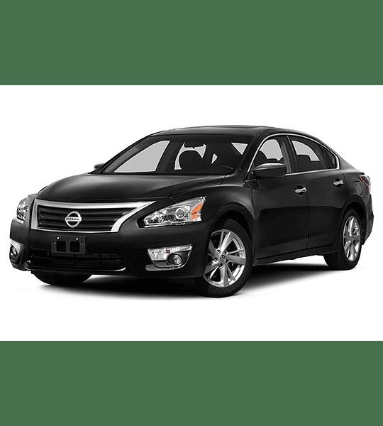 Diagramas Eléctricos - Nissan Altima ( 2014 )