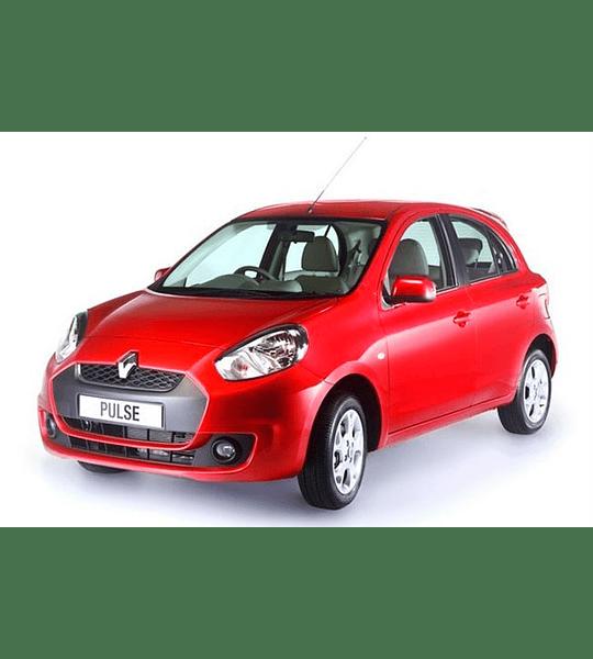Manual de Taller - Renault Pulse Factory ( 2012 - 2018 ) Ingles