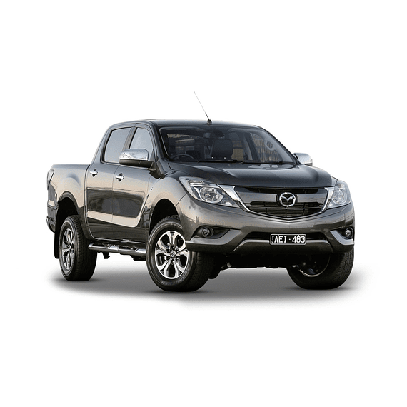 Diagramas Electricos - Mazda BT50 ( 2011 - 2015 ) Inglés