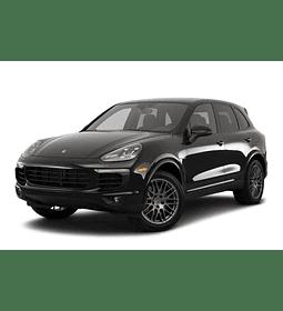 Manual De Despiece Porsche Cayenne ( 2011 - 2018 ) En Español