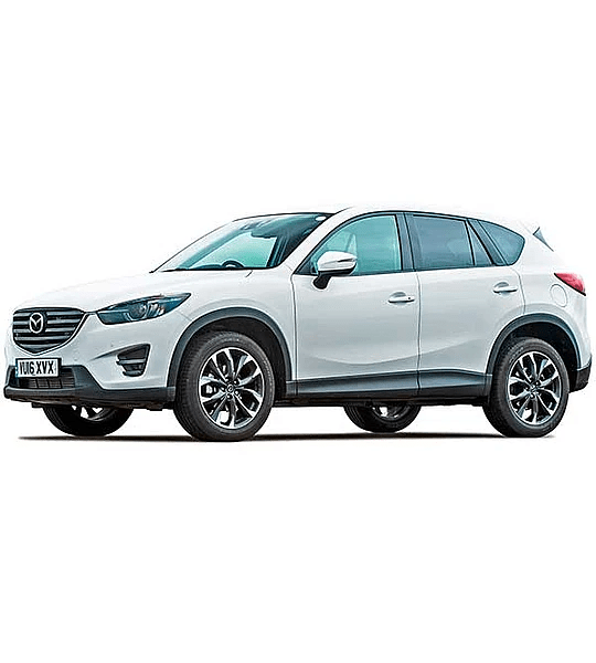 Manual de Taller Mazda CX-5 ( 2016 - 2019 ) En Inglés