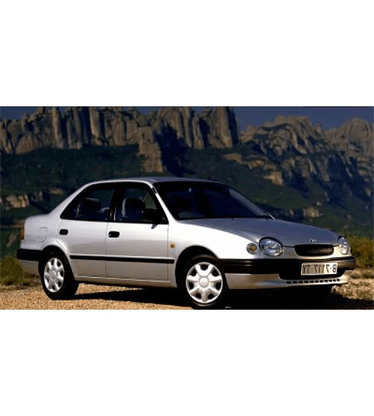 Manual de Despiece Toyota Corolla ( 1991 -1998 ) En Español