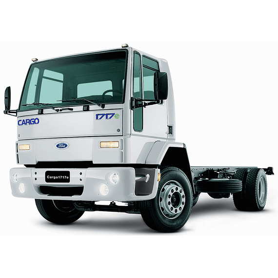Manual de Servicio Ford Cargo 1717 ( 2008 - 2011 ) Portugues