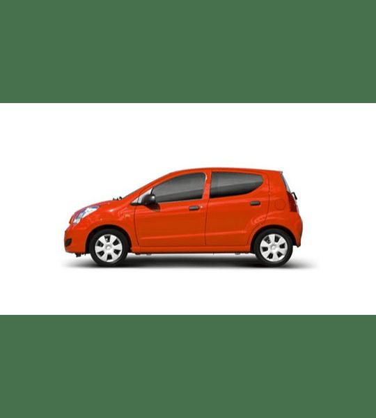 Manual de Taller - Suzuki Alto ( 1998 - 2004 ) En Español