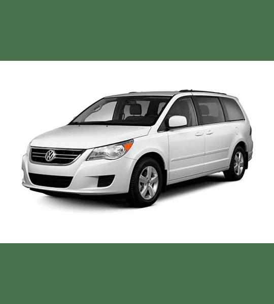 Manual de Despiece - Volkswagen Routan ( 2009 - 2014 ) En Español