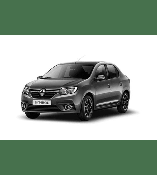 Manual De Taller Renault Symbol (2012 - 2019) En Español