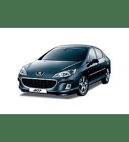 Manual De Taller Peugeot 407 (2004 - 2010) En Español
