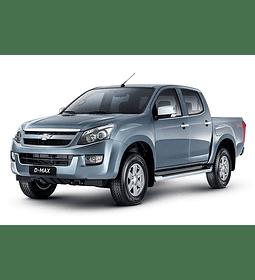 Manual De Taller Chevrolet D-max ( 2012 - 2018 ) En Español