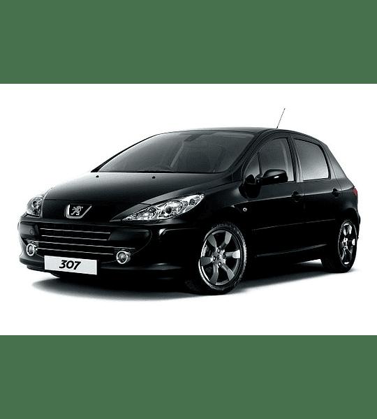 Diagramas Eléctricos - Peugeot 301 ( 2012 - 2020 )
