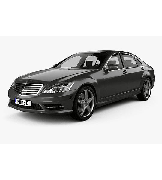Manual De Taller Mercedes Benz W221 ( 2005 - 2013 )