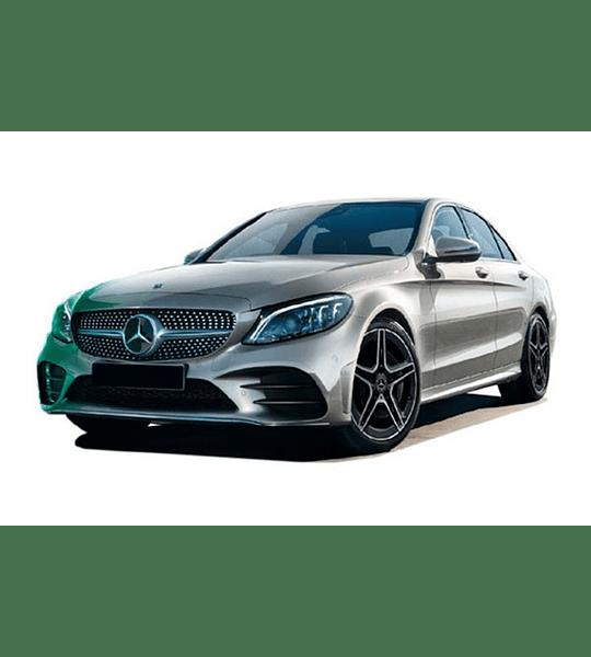 Manual De Taller Mercedes Benz W205 ( 2015 - 2019 ) En Español