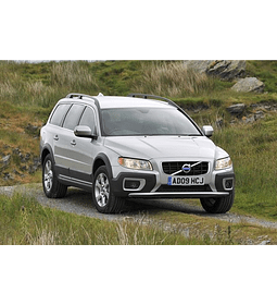 Manual De Taller Volvo Xc70 (2007-2016)