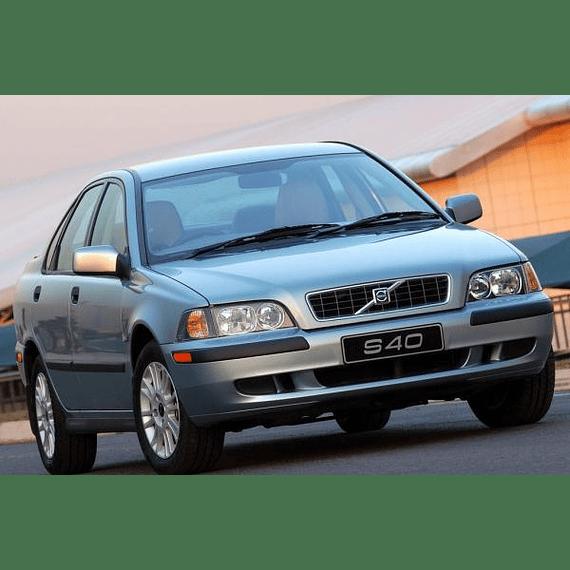 Manual De Taller Volvo V40/s40 (2004-2012) En Español