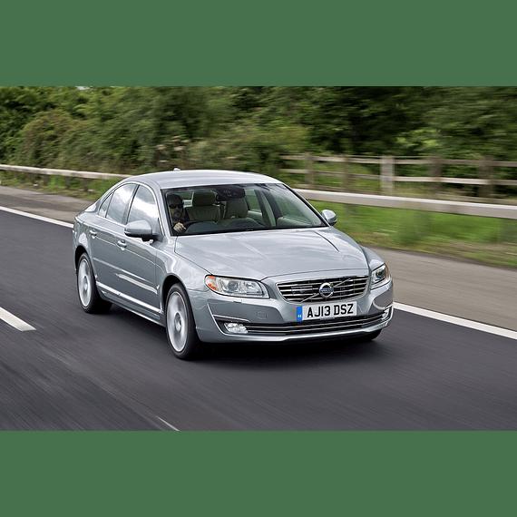 Manual De Despiece Volvo S80 (2006-2016) En Español