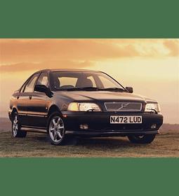 Manual De Taller Volvo S40 (1996-2004) En Español