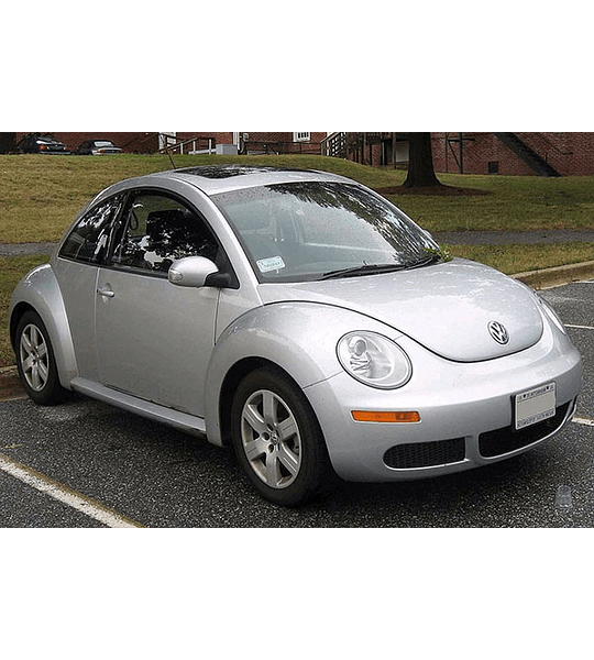 Manual De Despiece Volkswagen Beetle (1998-2011) En Español