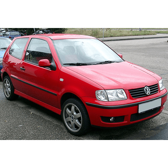 Manual De Taller Volkswagen Polo (1994-2002) Español