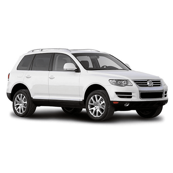 Manual De Despiece Volkswagen Touareg (2002-2010) Español