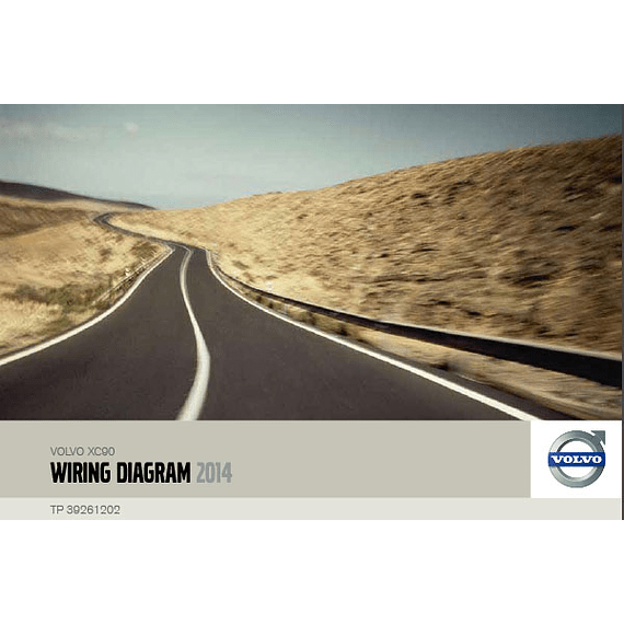 Diagramas eléctricos Volvo XC90 ( 2014 )
