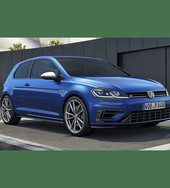 Manual de Taller Volkswagen Golf R  ( 2018 )