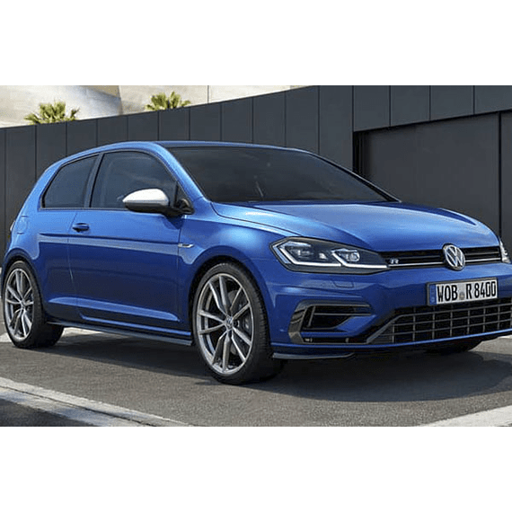 Manual de Taller Volkswagen Golf R  ( 2018 )
