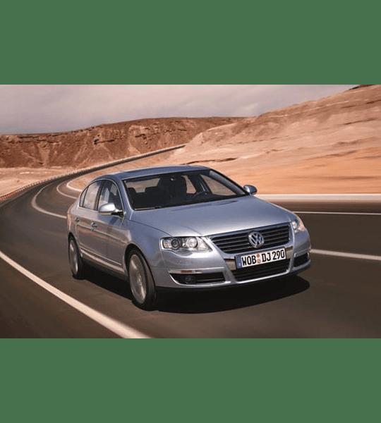 Manual de Taller Volkswagen Passat (2005 - 2008)