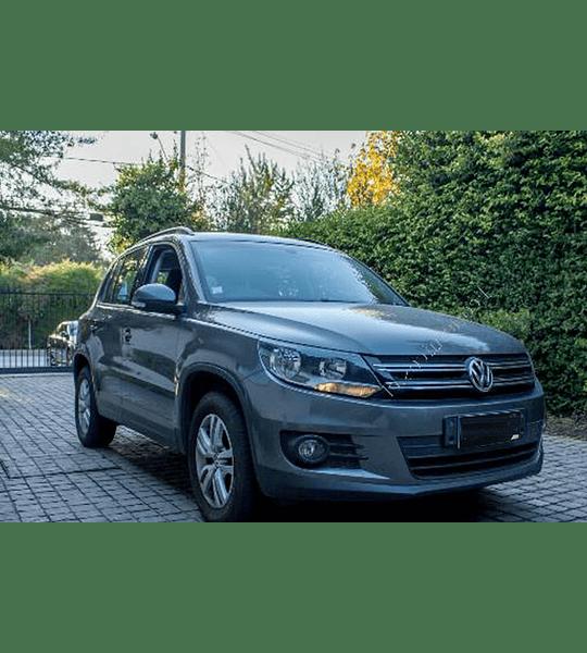 Manual de Taller Volkswagen Touareg ( 2010-2015 ) inglés
