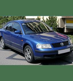 Manual de Taller Volkswagen Passat B5 ( 1995 - 1997 ) Inglés