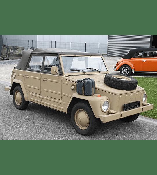 Manual de Taller Motor Volkswagen tipo 181 ( 1973-1974 )