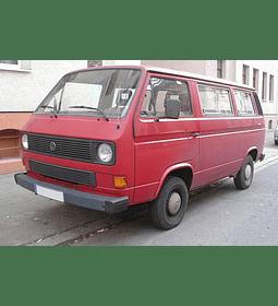 Manuales de Taller Volkswagen Vanagon ( 1980 - 1985 )  inglés