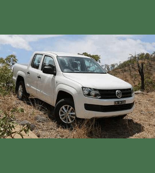Manual de Taller Volkswagen Amarok 2H ( 2010 - 2016 ) inglés