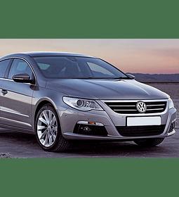 Manual de Taller Volkswagen Passat CC ( 2009 - 2012 ) inglés
