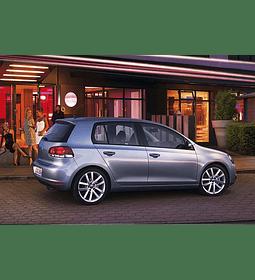 Manual de taller de Volkswagen Golf ( 2009 ) inglés
