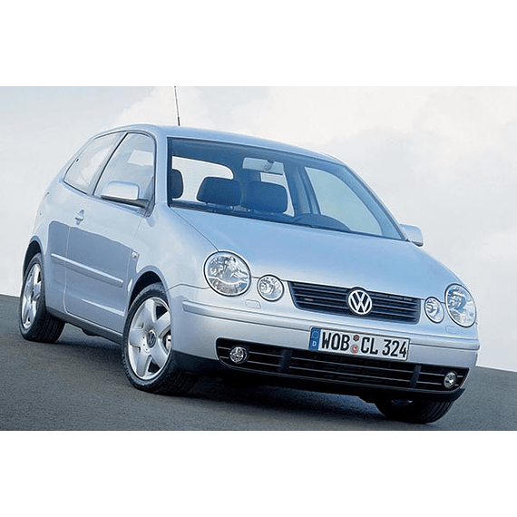 Manual De Taller Volkswagen Polo (2002 - 2009) En Inglés