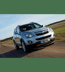 Manual de Taller Vauxhall Opel Antara ( 2014-2019 ) inglés