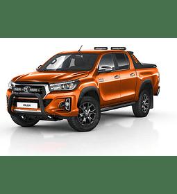 Manual De Taller Toyota Hilux ( 2015-2018 ) inglés