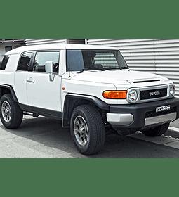 Manual De Taller Toyota Fj Cruiser (2006-2017) Español