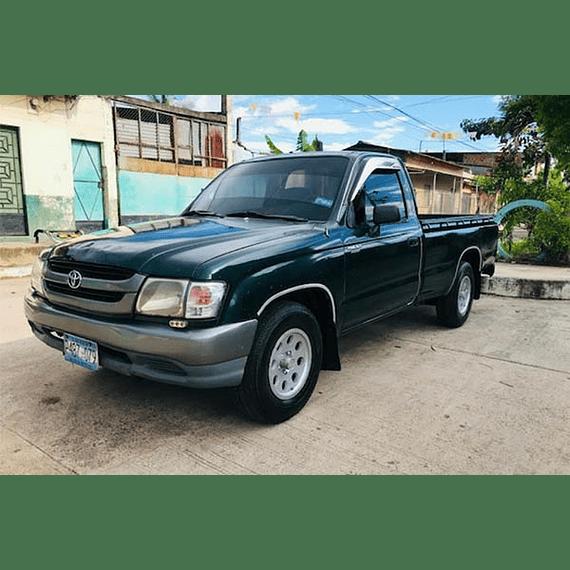 Manual De Taller Toyota Hilux (1997-2005) Español