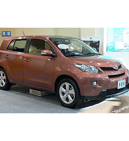 Manual De Despiece Toyota Urban Cruiser (2006-2016) español