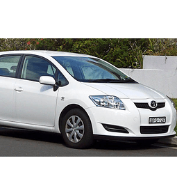 Manual De Taller Toyota Auris (2006-2012) Español