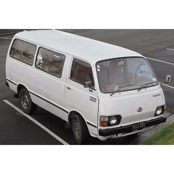 Manual De Taller Toyota Hiace (1977-1983) Español