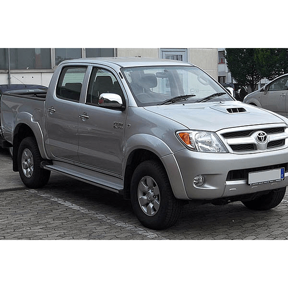 Manual De Taller Toyota Hilux (2005-  2015) En Español