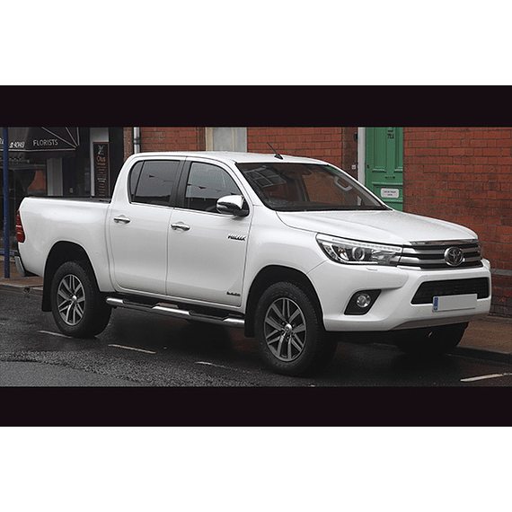 Manual De Despiece Toyota Hilux (2004-2015) En Español