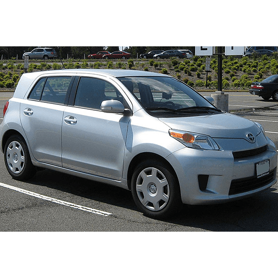 Manual De Taller - Toyota Ist / Scion Xd ( 2008 - 2010 )