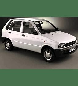 Manual De Taller Suzuki Maruti (1983-2013) Español
