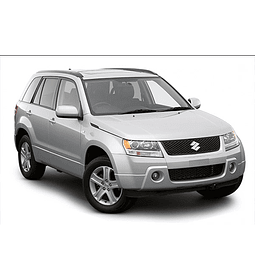 Manual De Usuario Suzuki Grand Nomade ( 2005- 2017 ) Español