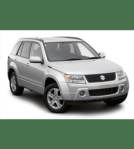 Manual De Usuario Suzuki Grand Nomade ( 2005- 2017 ) Español