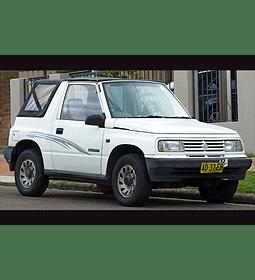 Manual De Taller Suzuki Vitara (1988-1998)