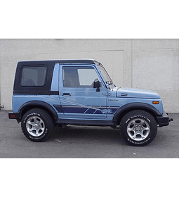Manual De Taller Suzuki Samurai (1981-1998) Español