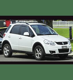 Manual De Taller Del Suzuki Sx4 2007-2009 (español)